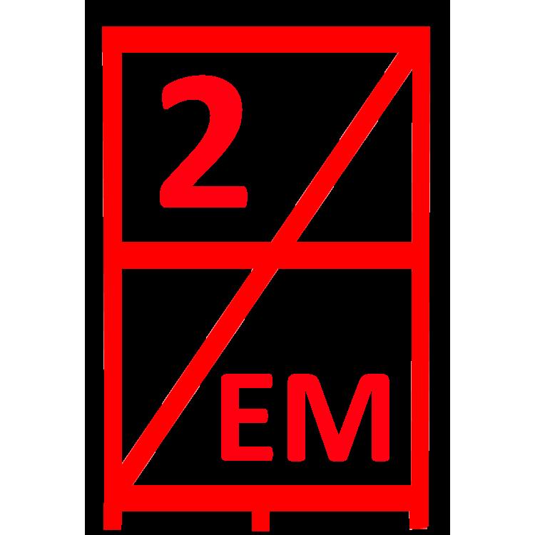 Konteineriais (2m³)